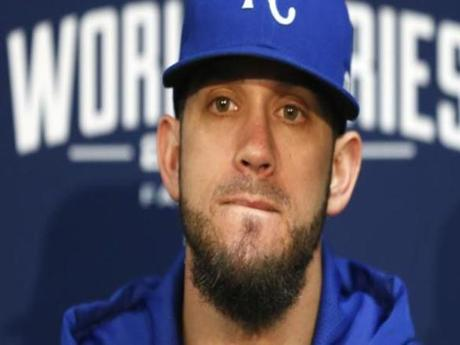 Pitcher James Shields remains available on the free-agent market.